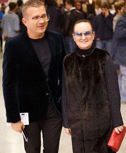 Юрий Горбунов с женой Людмилой: как выглядела первая супруга ведущего.