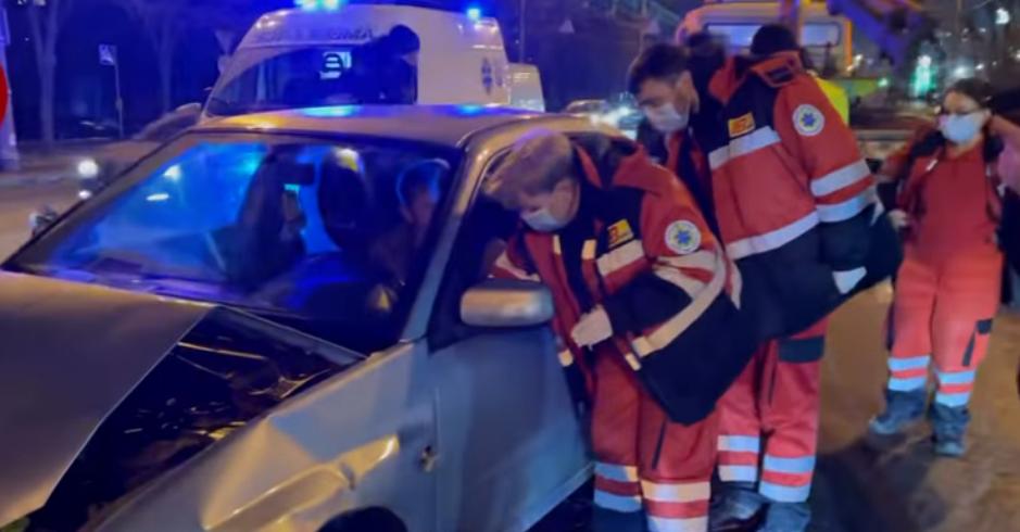 Нетверезий журналіст у Києві намагався неправильно дути в драгер