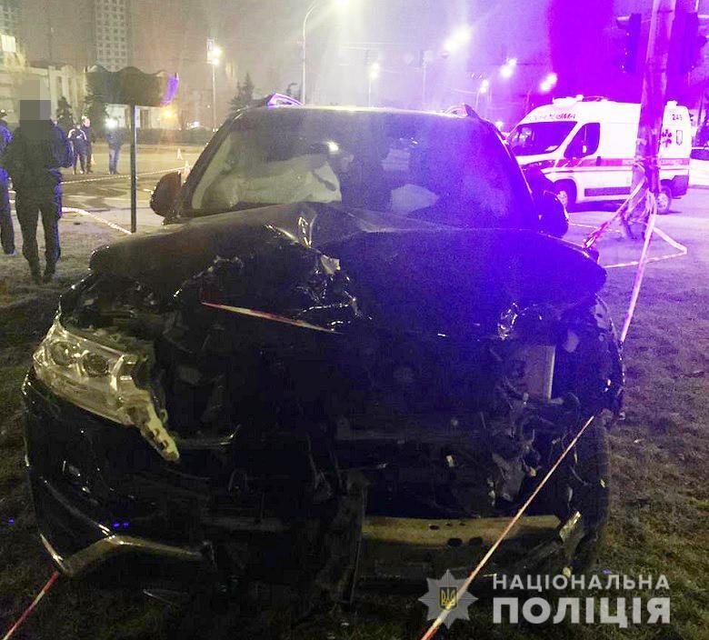 Водій Toyota Land Cruiser раніше працював у поліції охорони