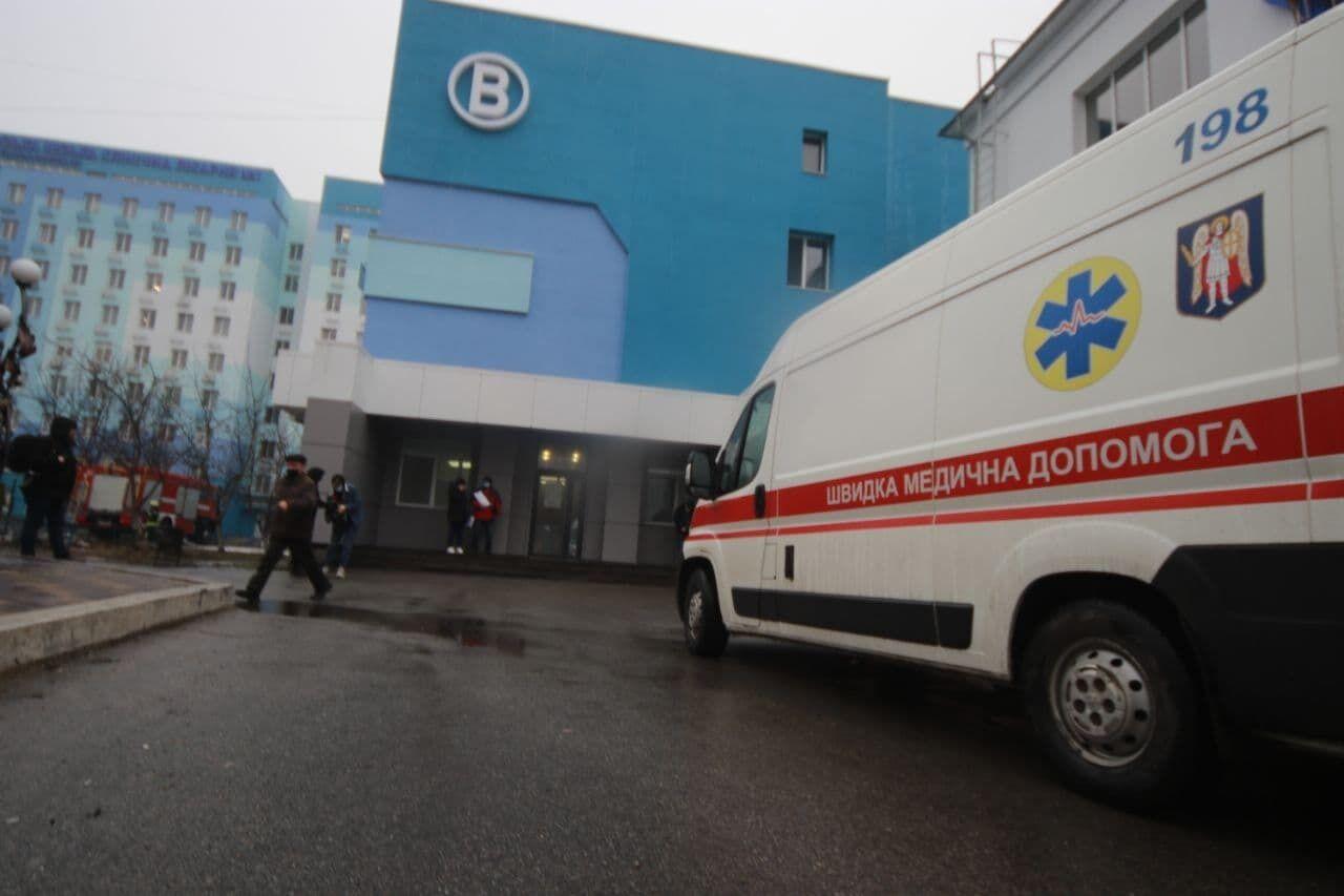 Пожежа сталася в Дарницькому районі Києва.