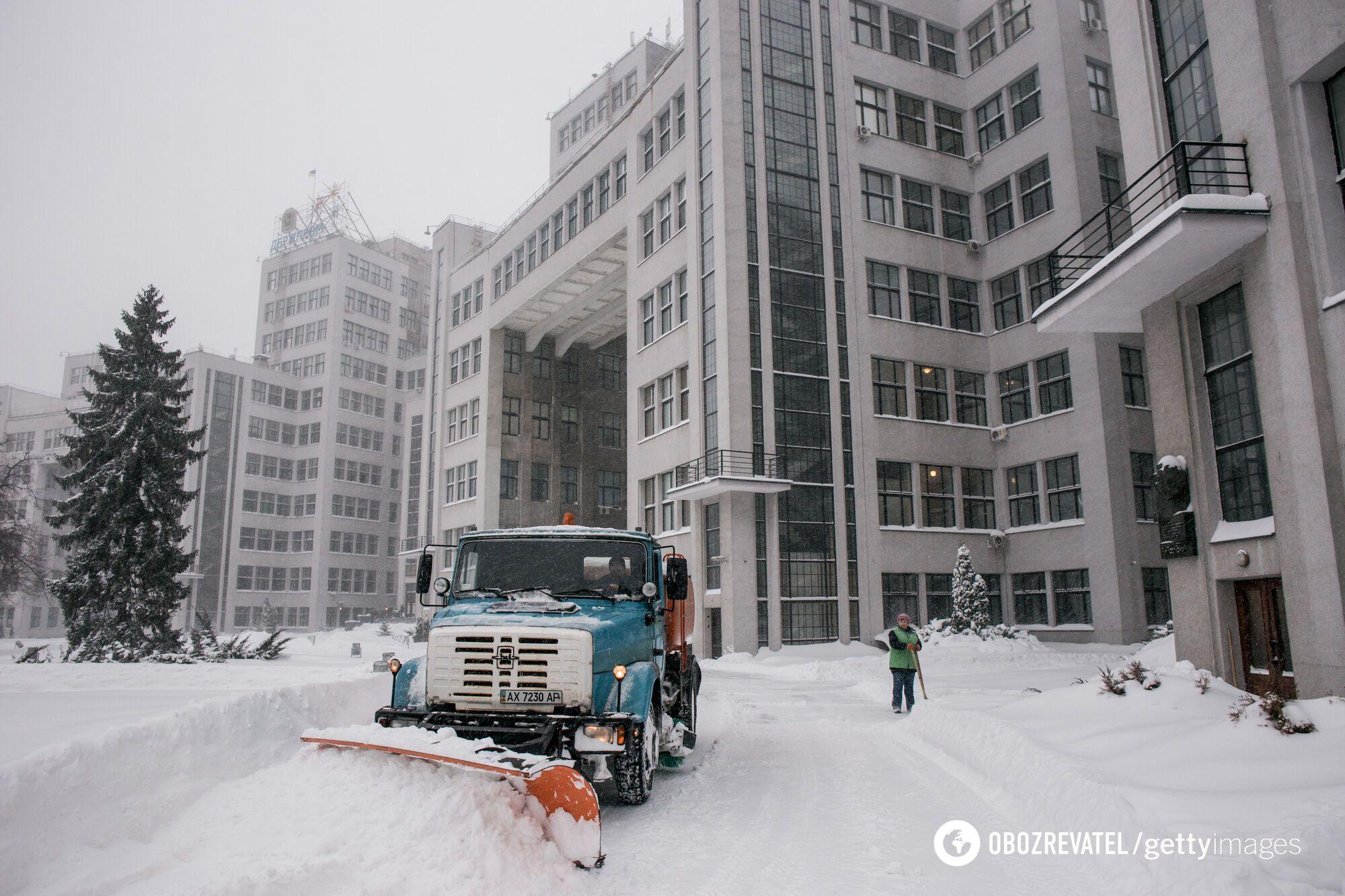 Дом государственной промышленности в Харькове