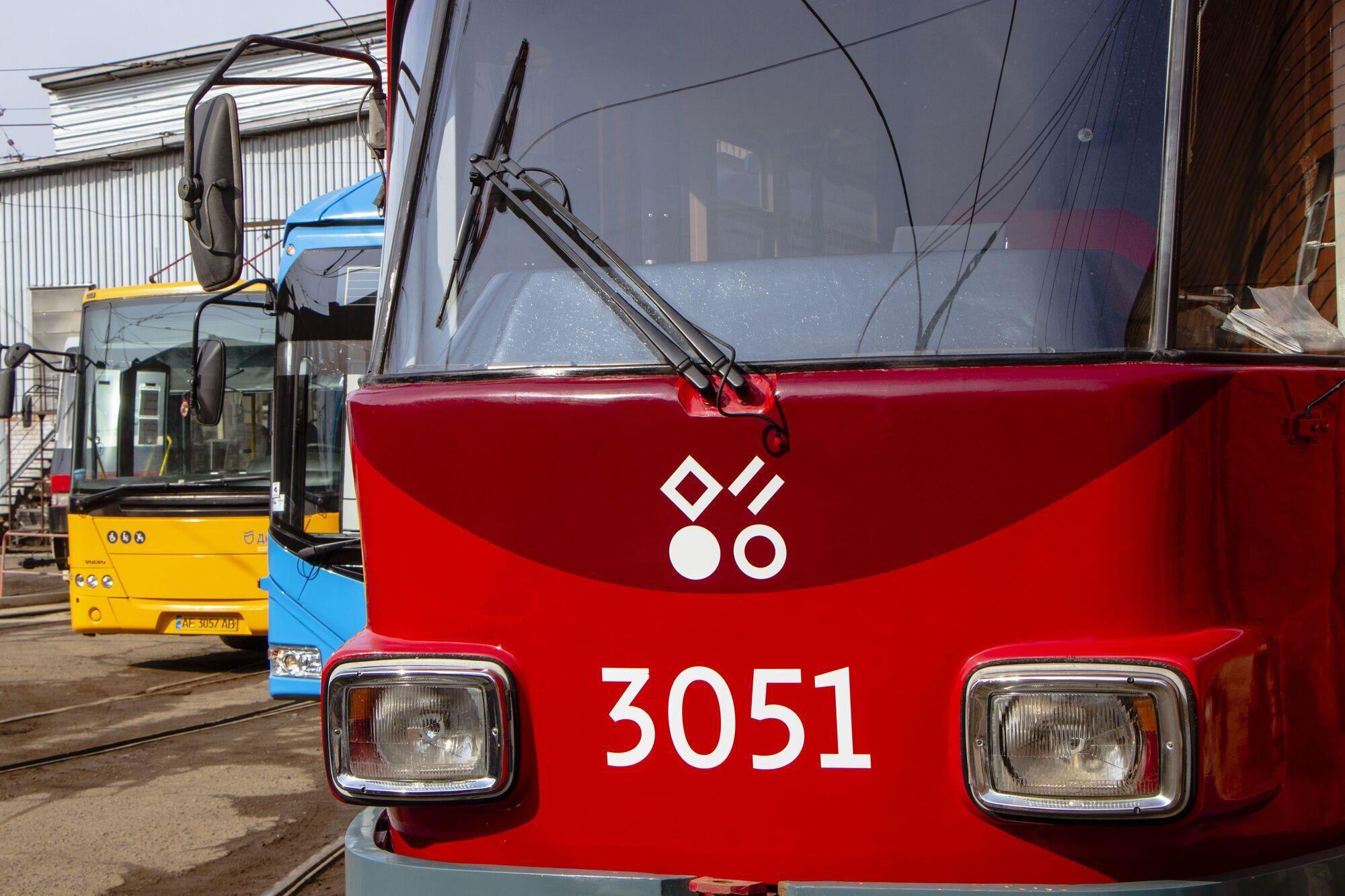 Нові трамваї не тільки зручні в управлінні, вони ще й мають гарний вигляд