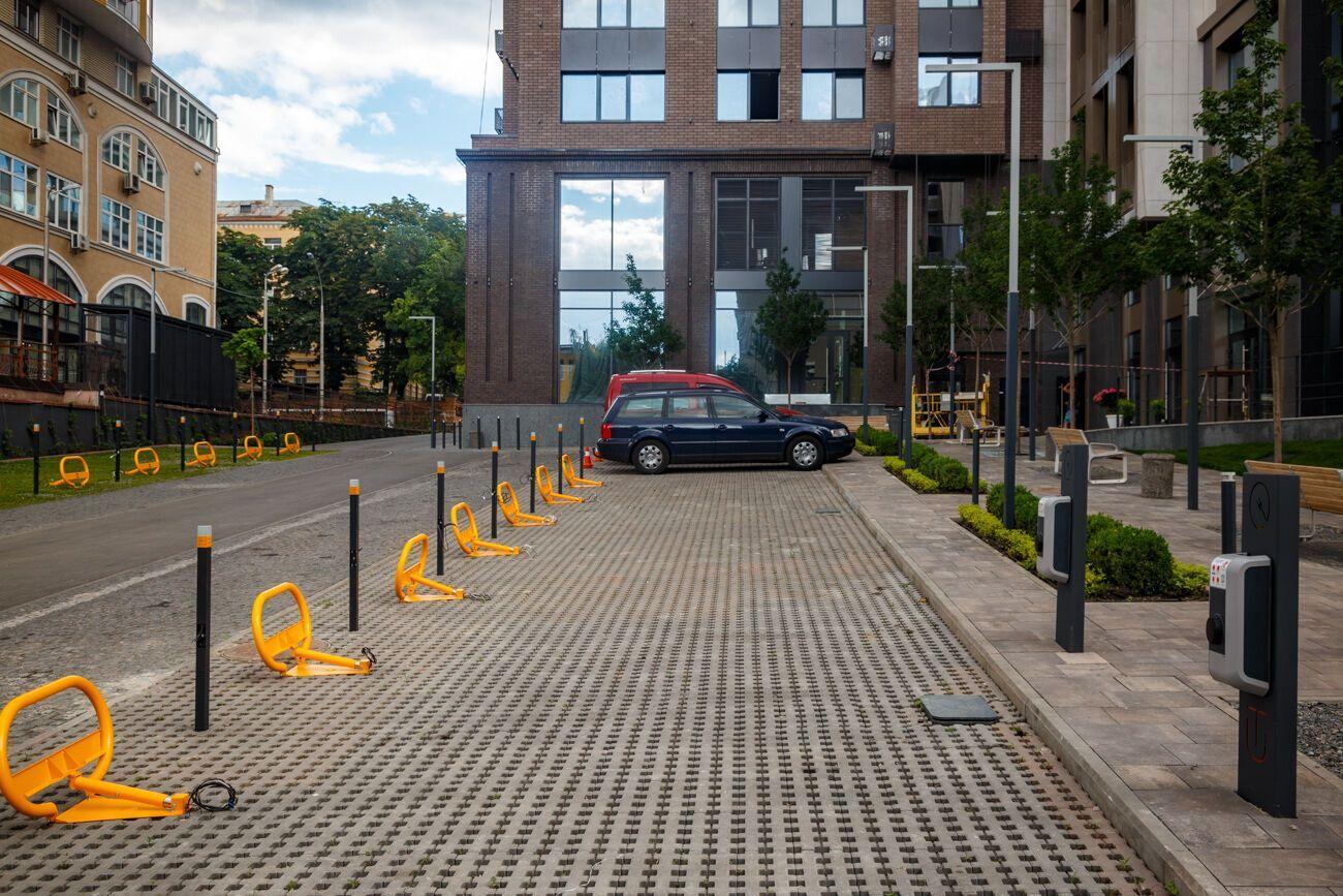 Проблемы с парковкой можно решить с помощью технологий
