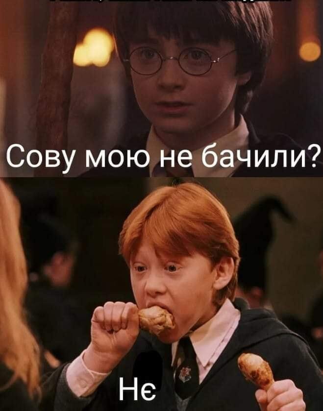 Мем про Гаррі Поттера