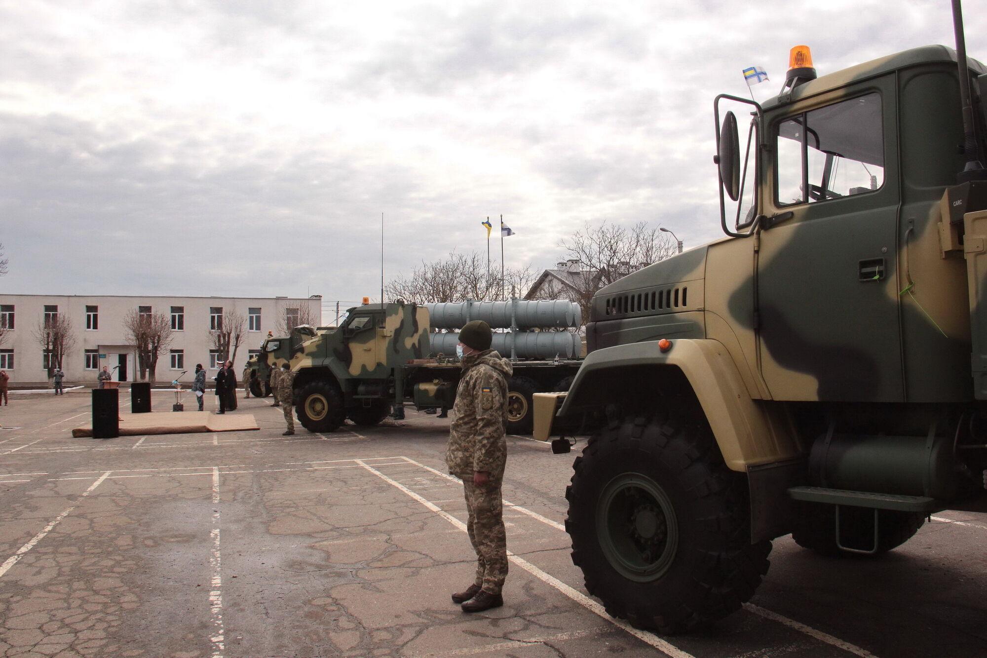 """В ВМС ВСУ создали отдельное подразделение под """"Нептун"""""""