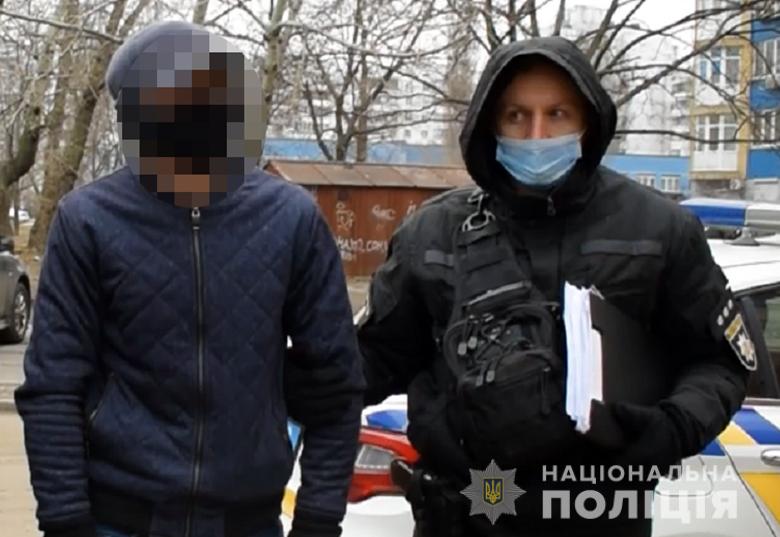 Правоохоронці затримали двох іноземців
