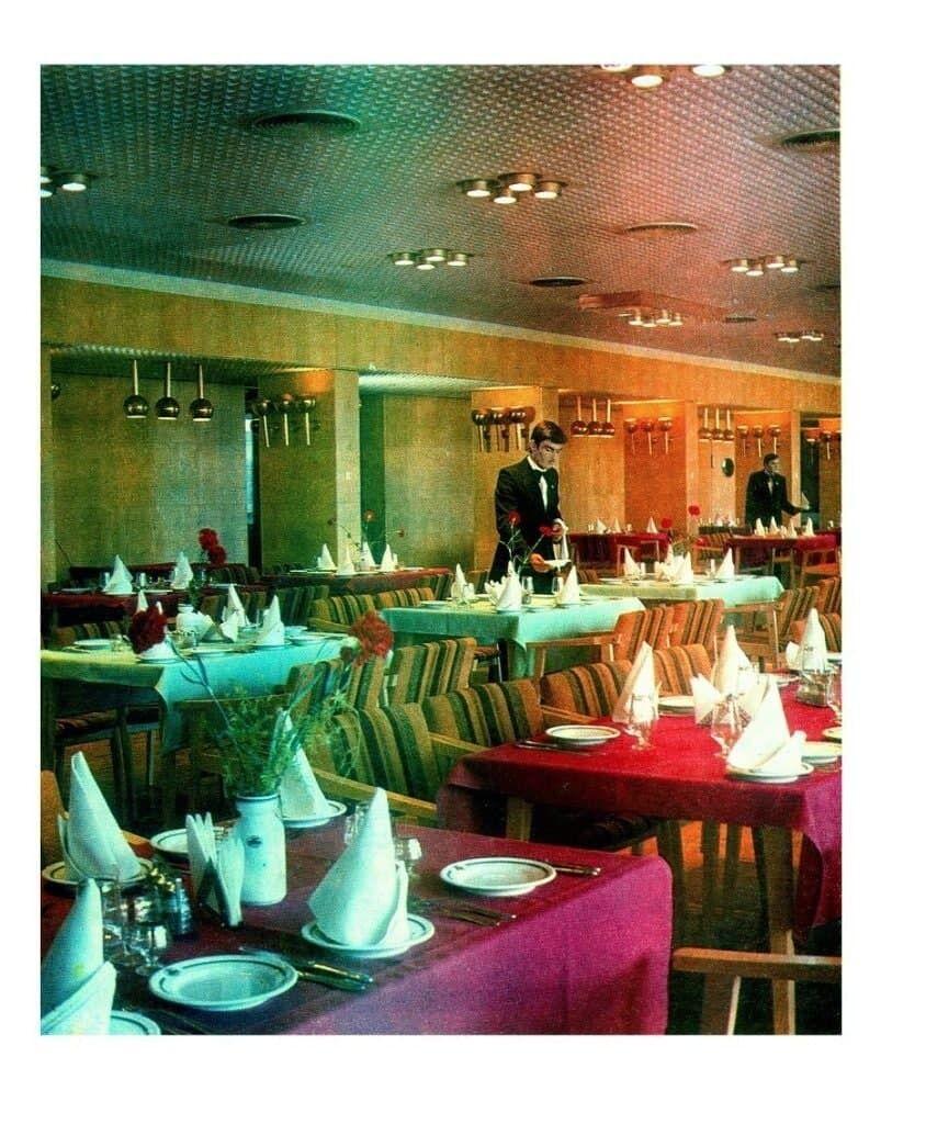 Самые дорогие рестораны СССР: как питалась советская элита
