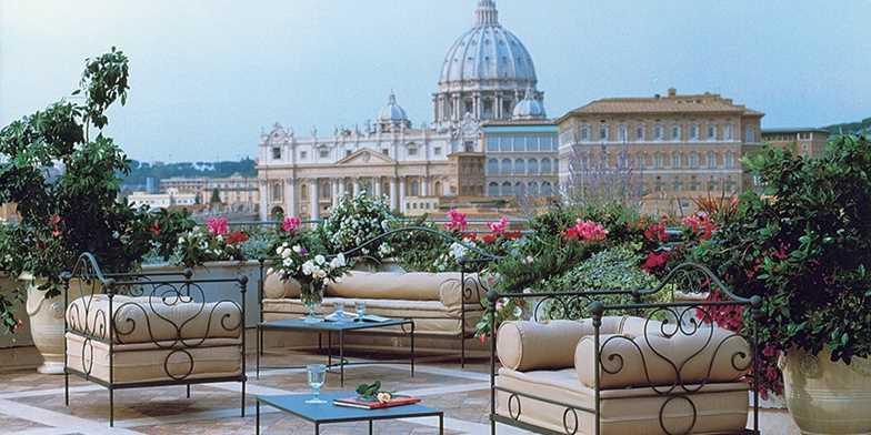 Отель Atlante Star расположен в Риме, Италия.