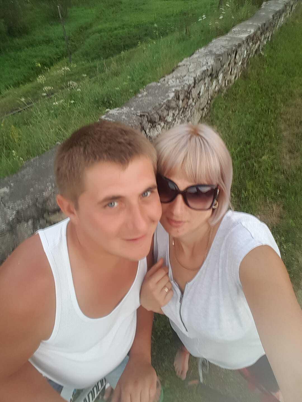 Михайло разом із дружиною