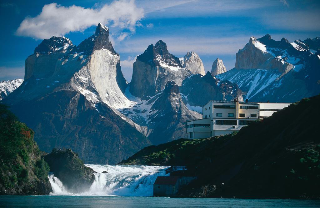 Отель Salto-Chiko расположен в городе Пантагония, Чили.