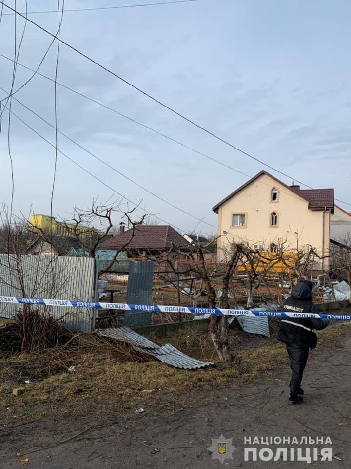 Поліція розслідує причини вибуху в Боярці