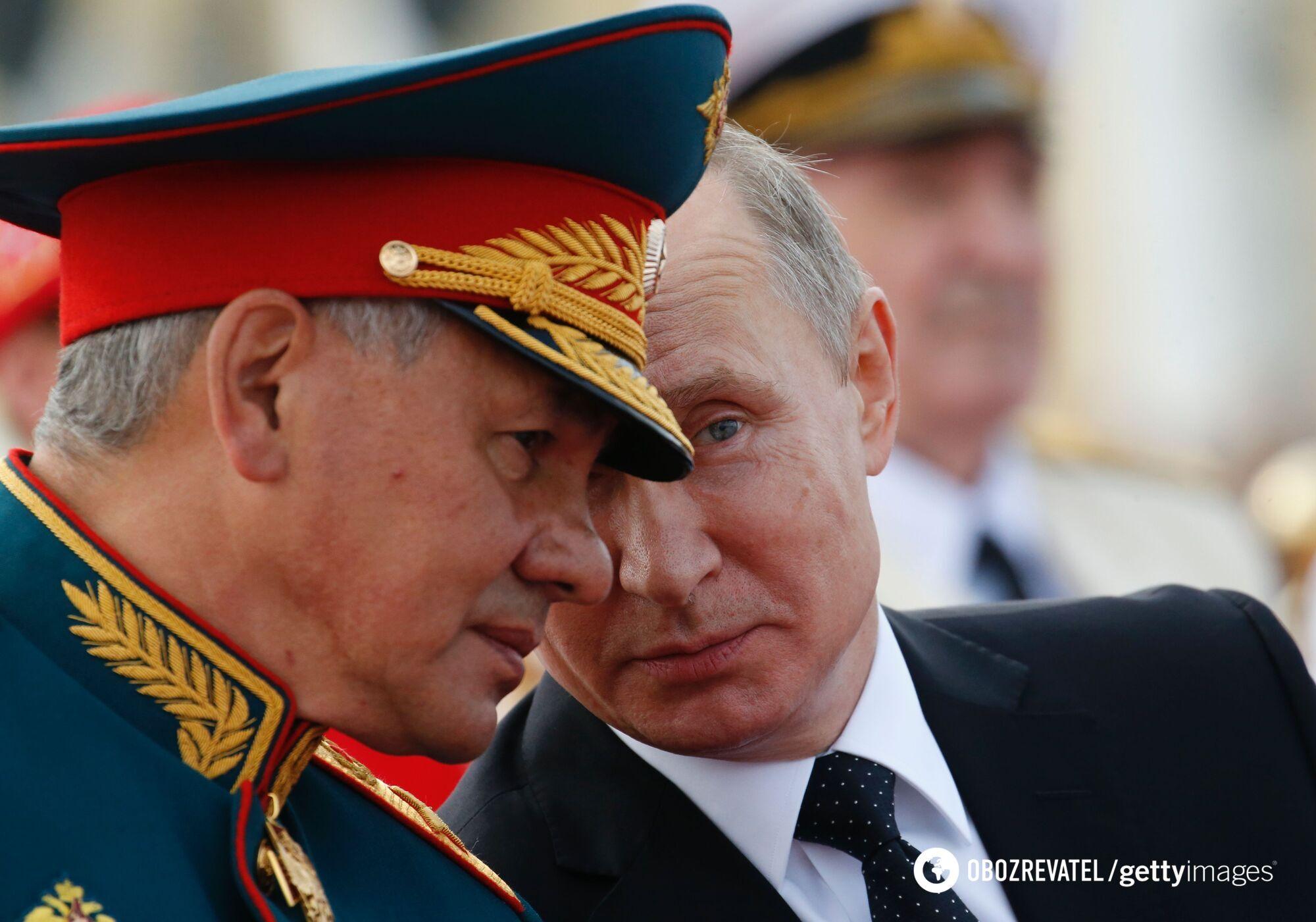 Путин не может пойти большой войной на Украину.