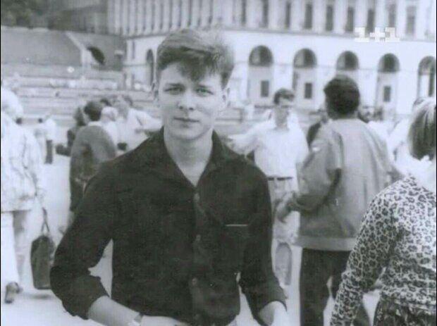 Молодий журналіст Олег Ляшко засвітився на телебаченні на каналі 1+1 в середині 90-х.