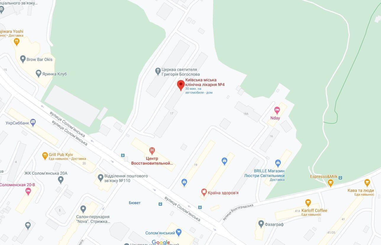 Событие произошло в Соломенском районе.