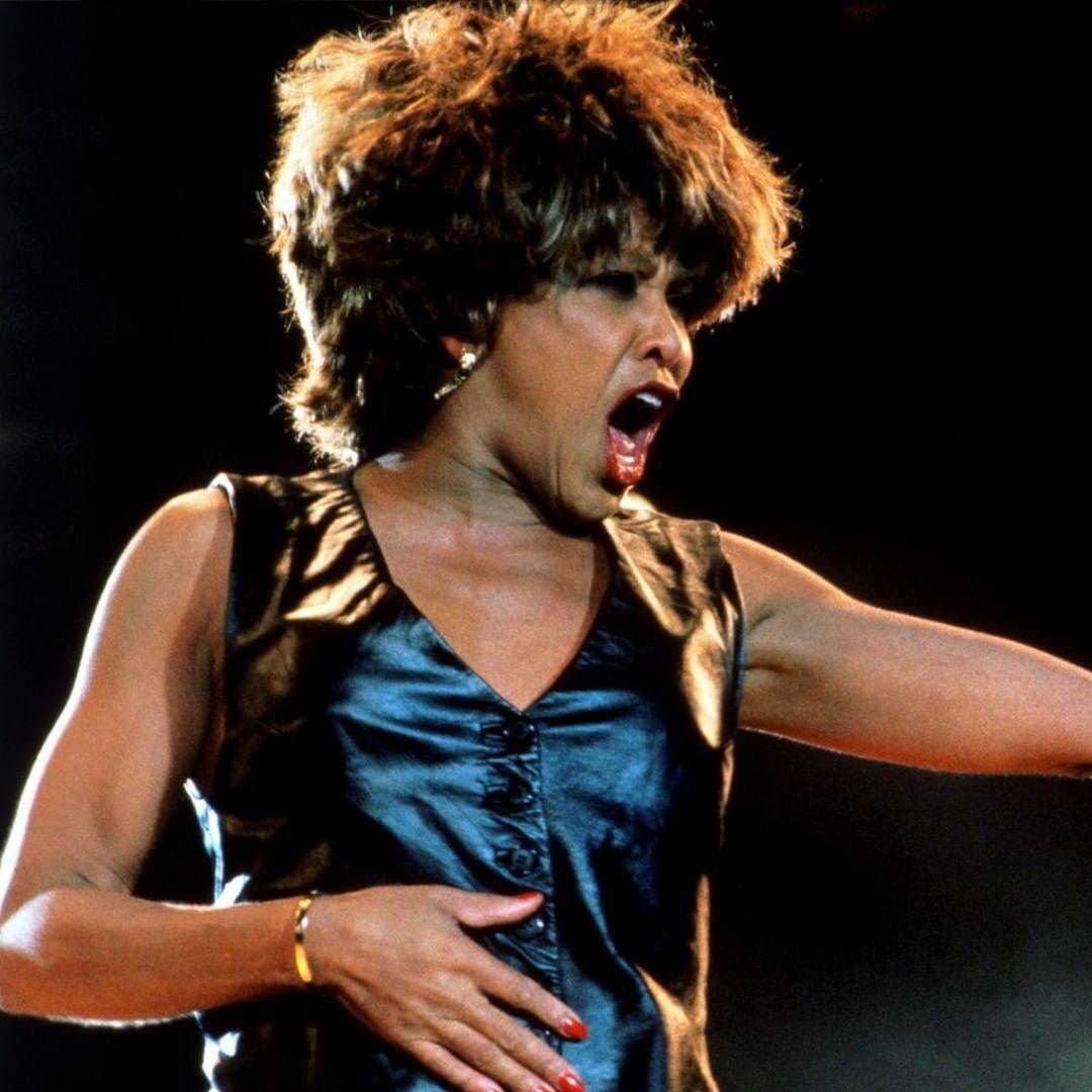 Тіна Тернер – американська співачка
