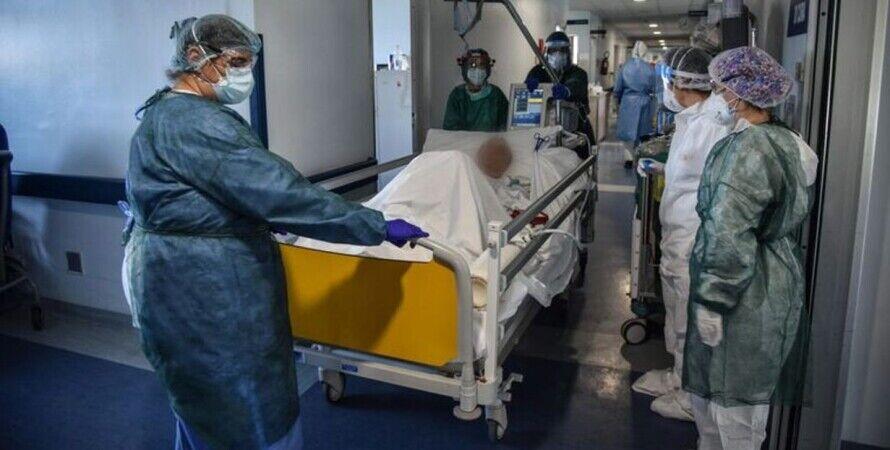 Пациентов из Харькова уже перевозят в Чугуев.