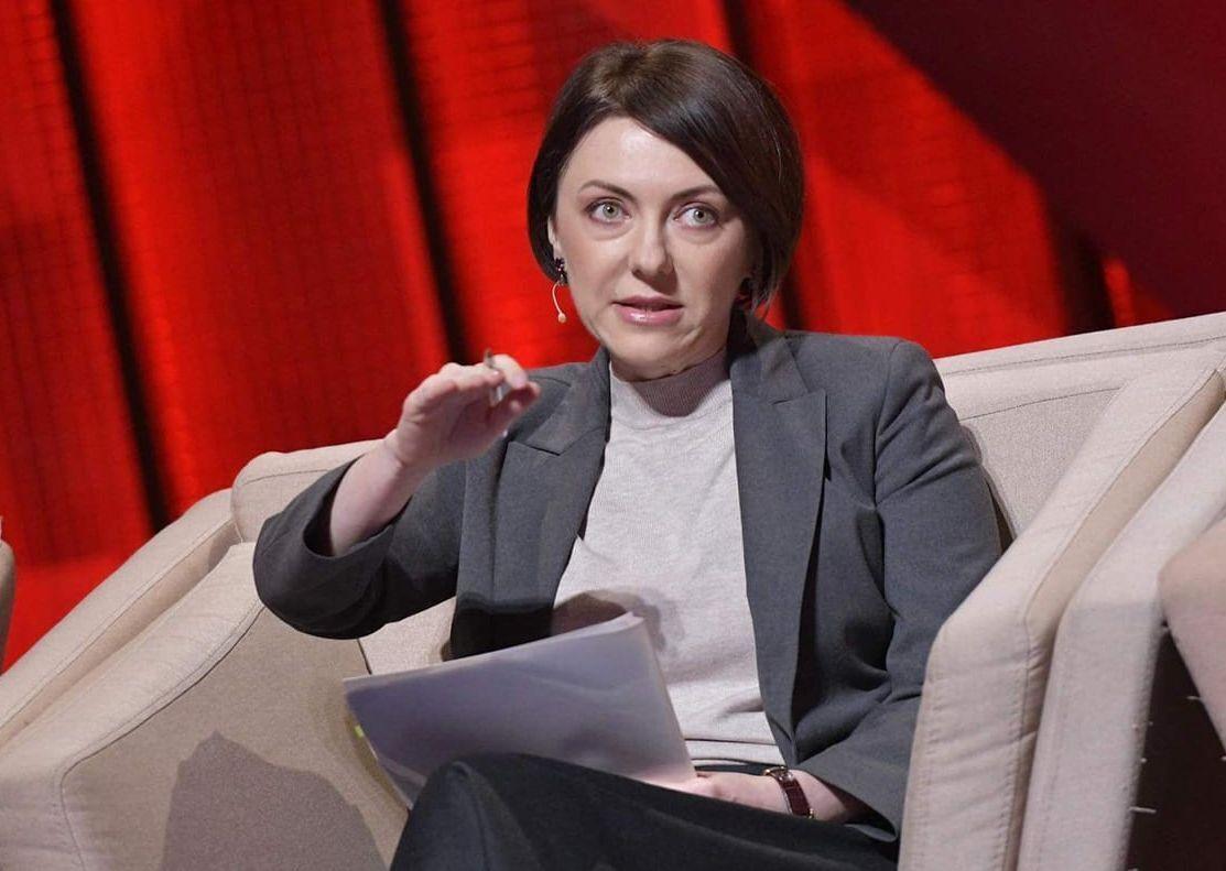 Юрист-криминолог Анна Маляр.