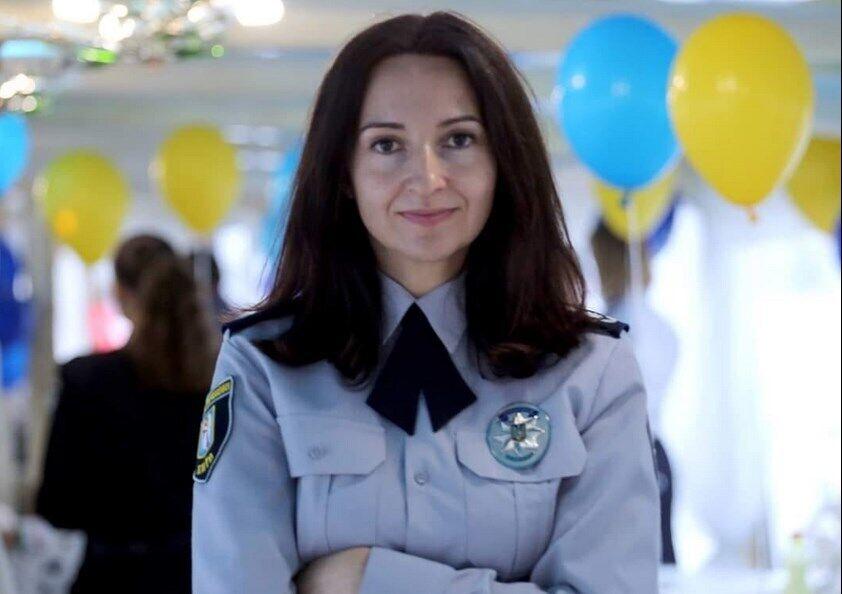 Начальник управления ювенальной превенции Национальной полиции Украины Лариса Зуб.