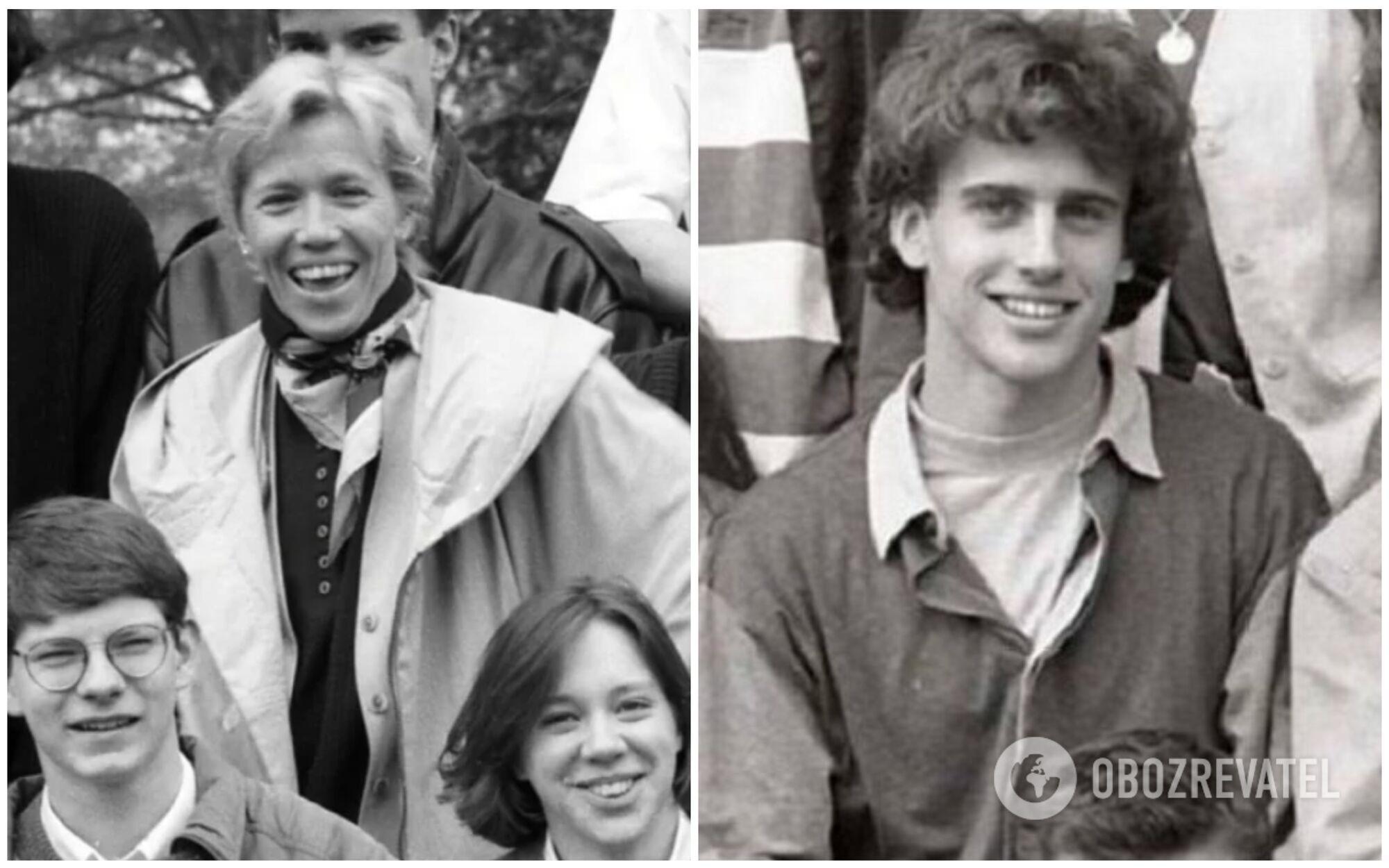 В 1993 году Эммануэль Макрон познакомился со своей будущей женой