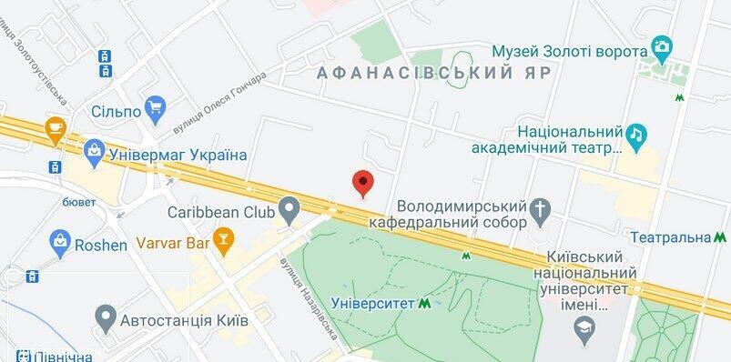 У бізнесмена забрали понад два мільйони гривень у центрі Києва