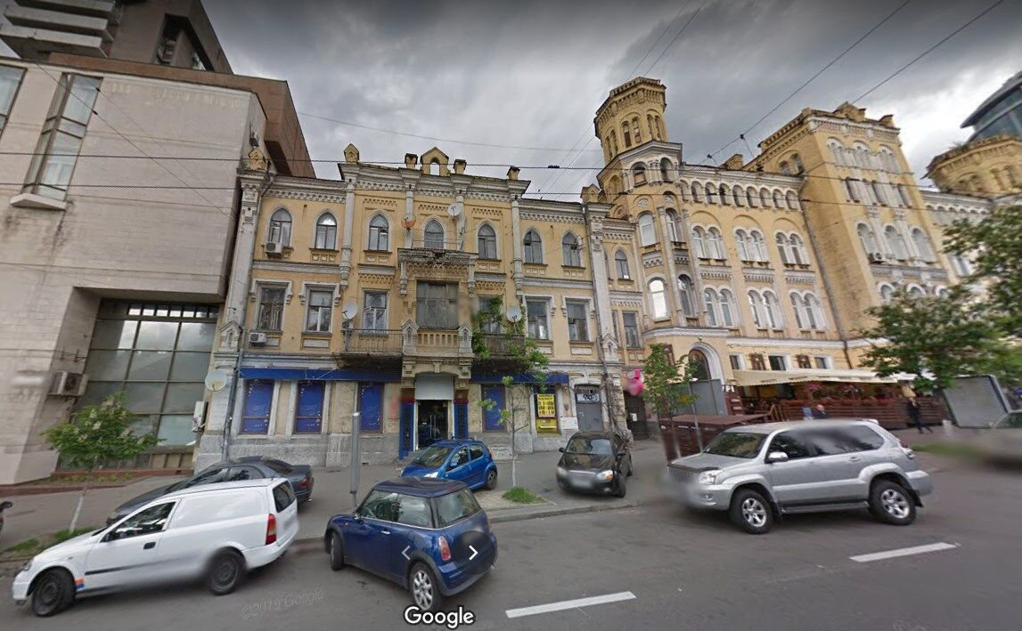 Фальшивий обмінник розташований на бульварі Тараса Шевченка.