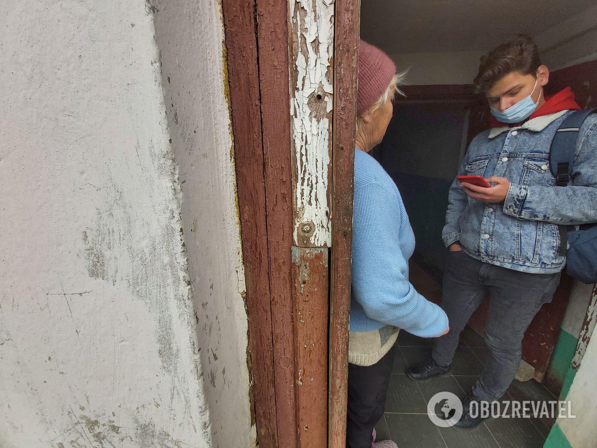 Сусідка Миколи Валентина Андріївна розповіла цікаві деталі тих днів.