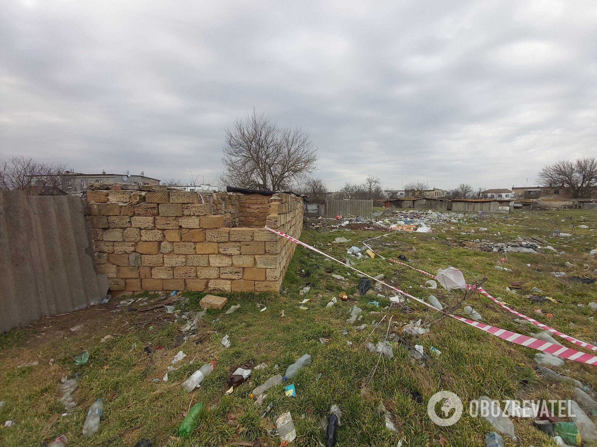 Труп Маші Борисової підкинули в сарай біля сільського звалища.