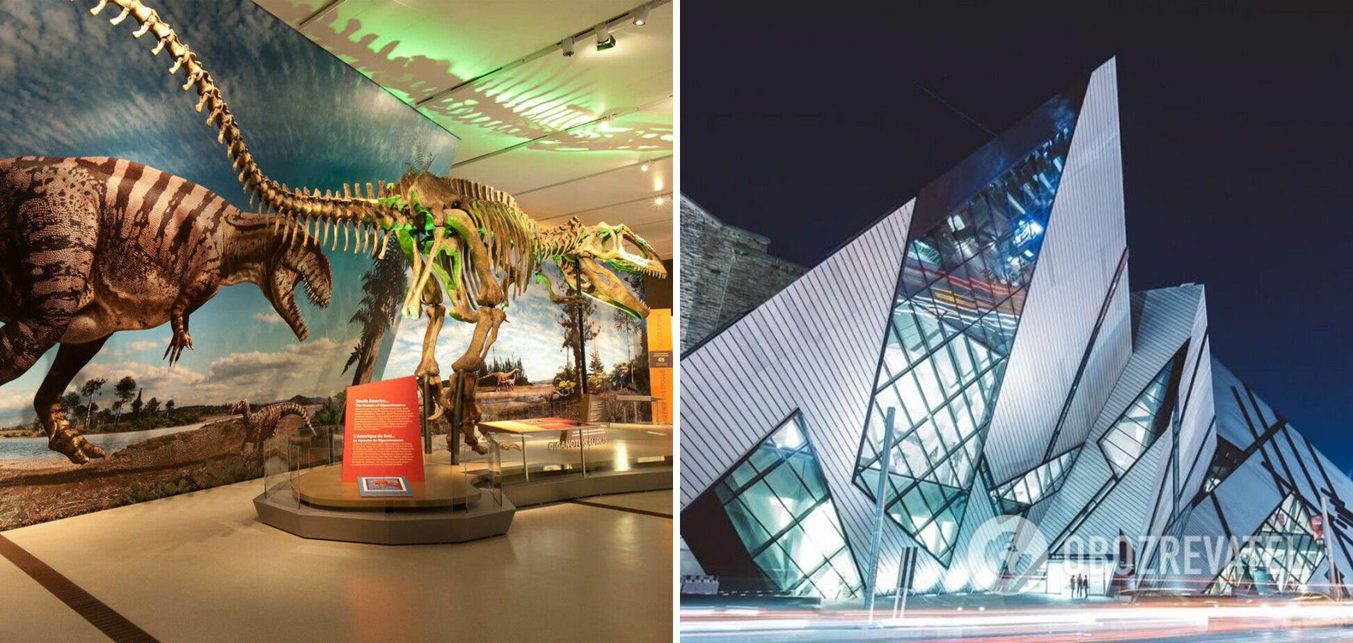 Удивительный музей истории и искусства Канады.