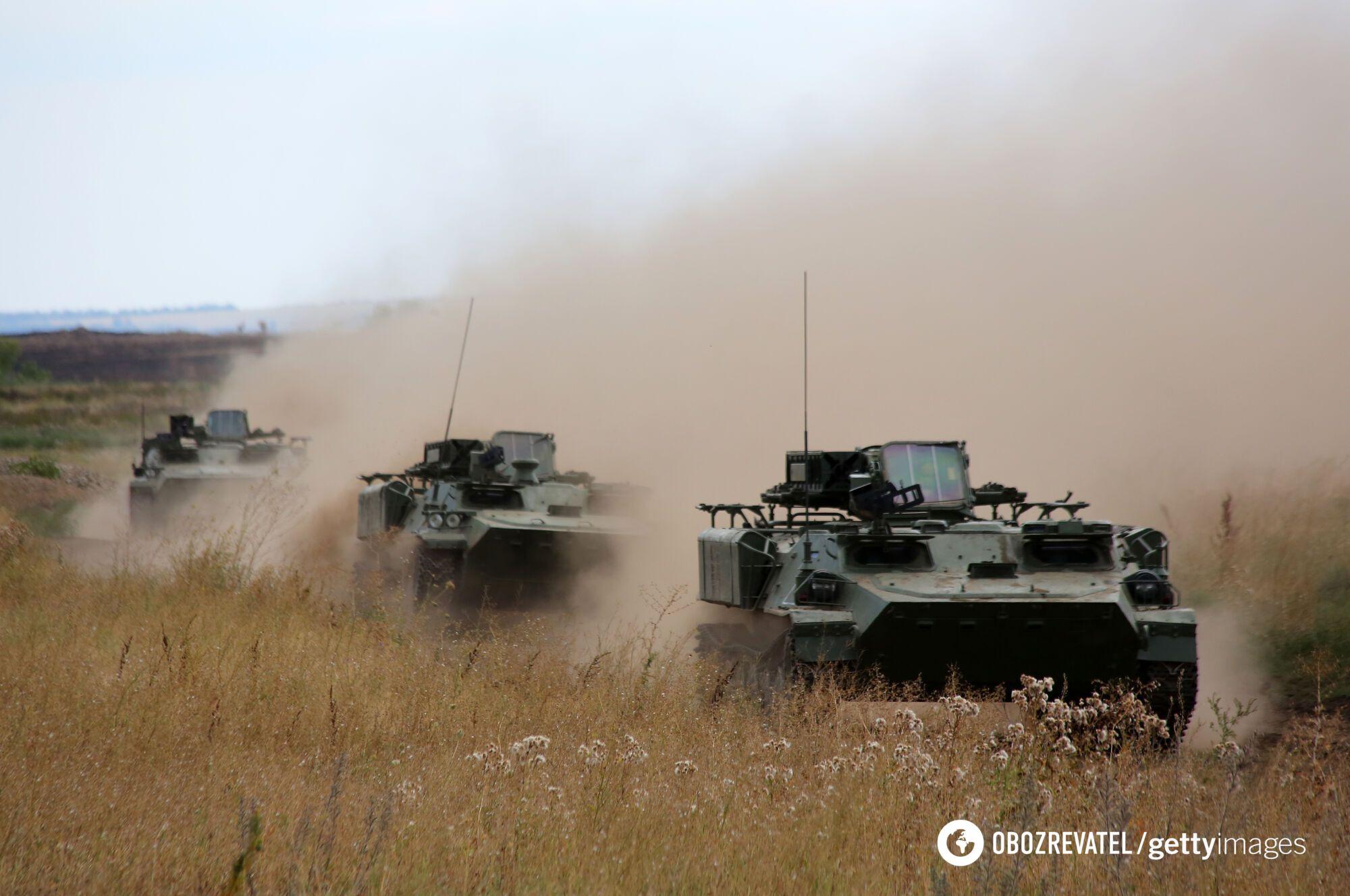 Україні слід бути готовою до нових агресивних дій Кремля.