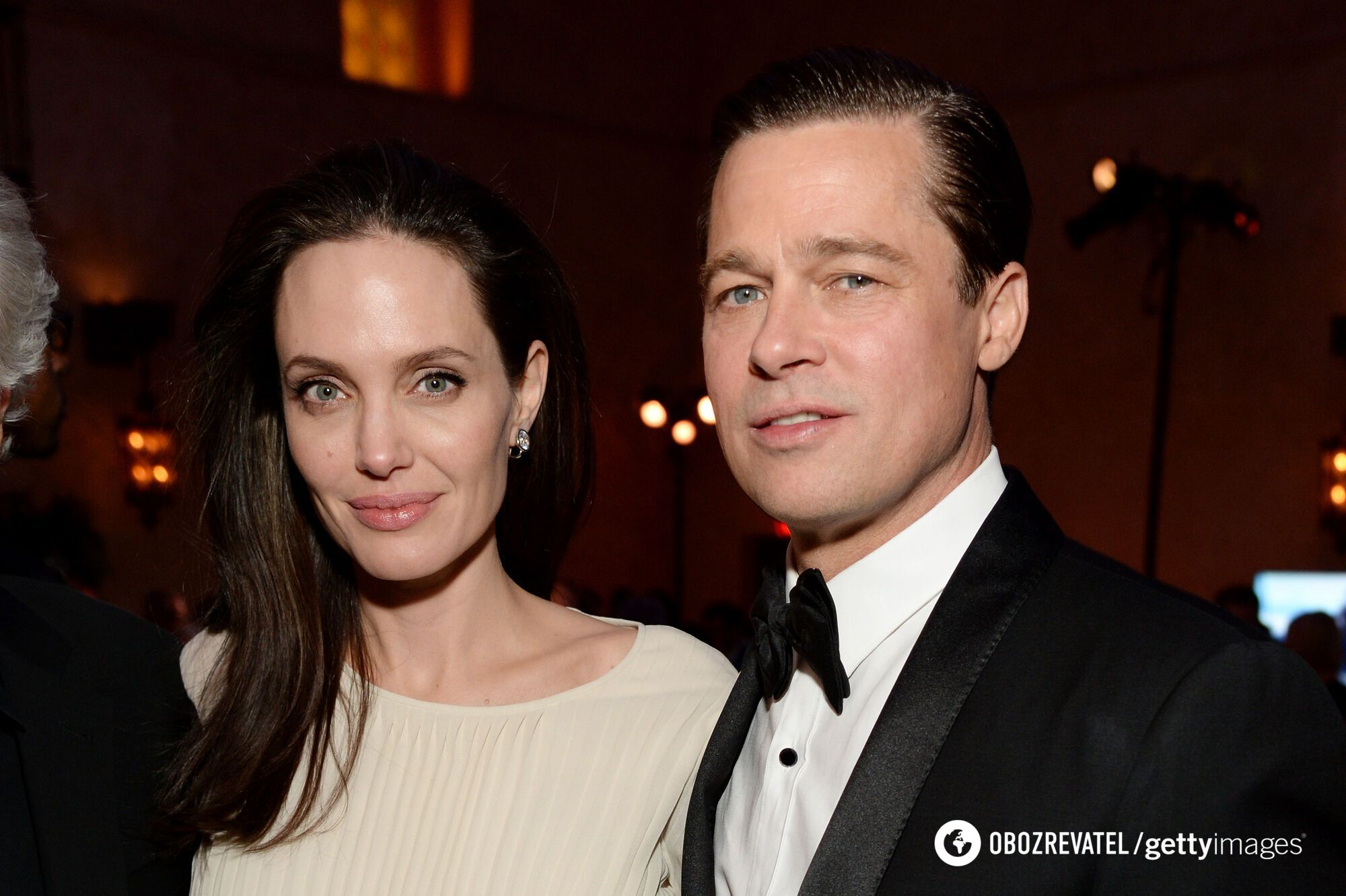 Анджелина Джоли направила в суд документы о домашнем насилии