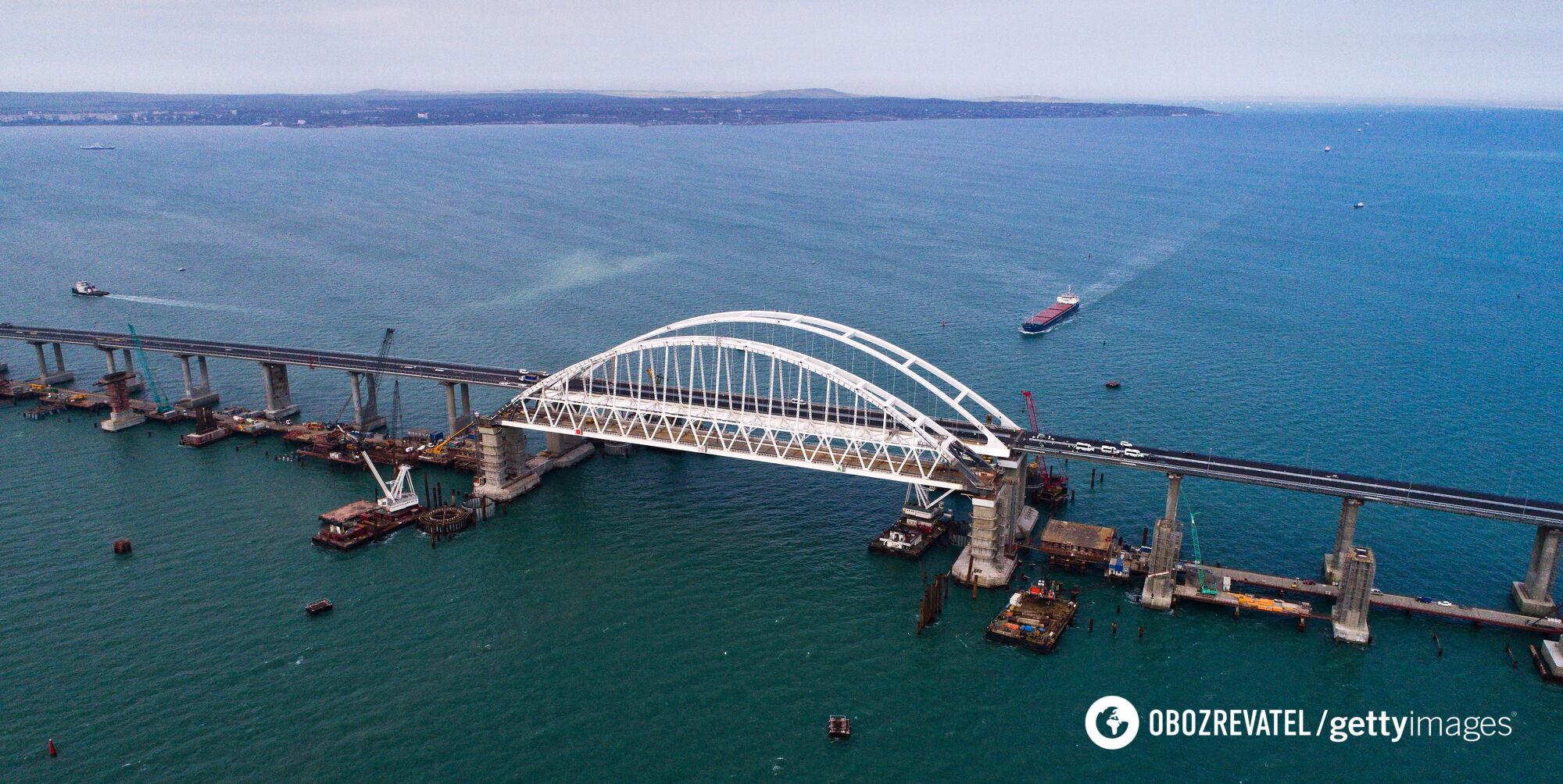 Пресная вода в Крыму несопоставимо дороже Крымского моста.