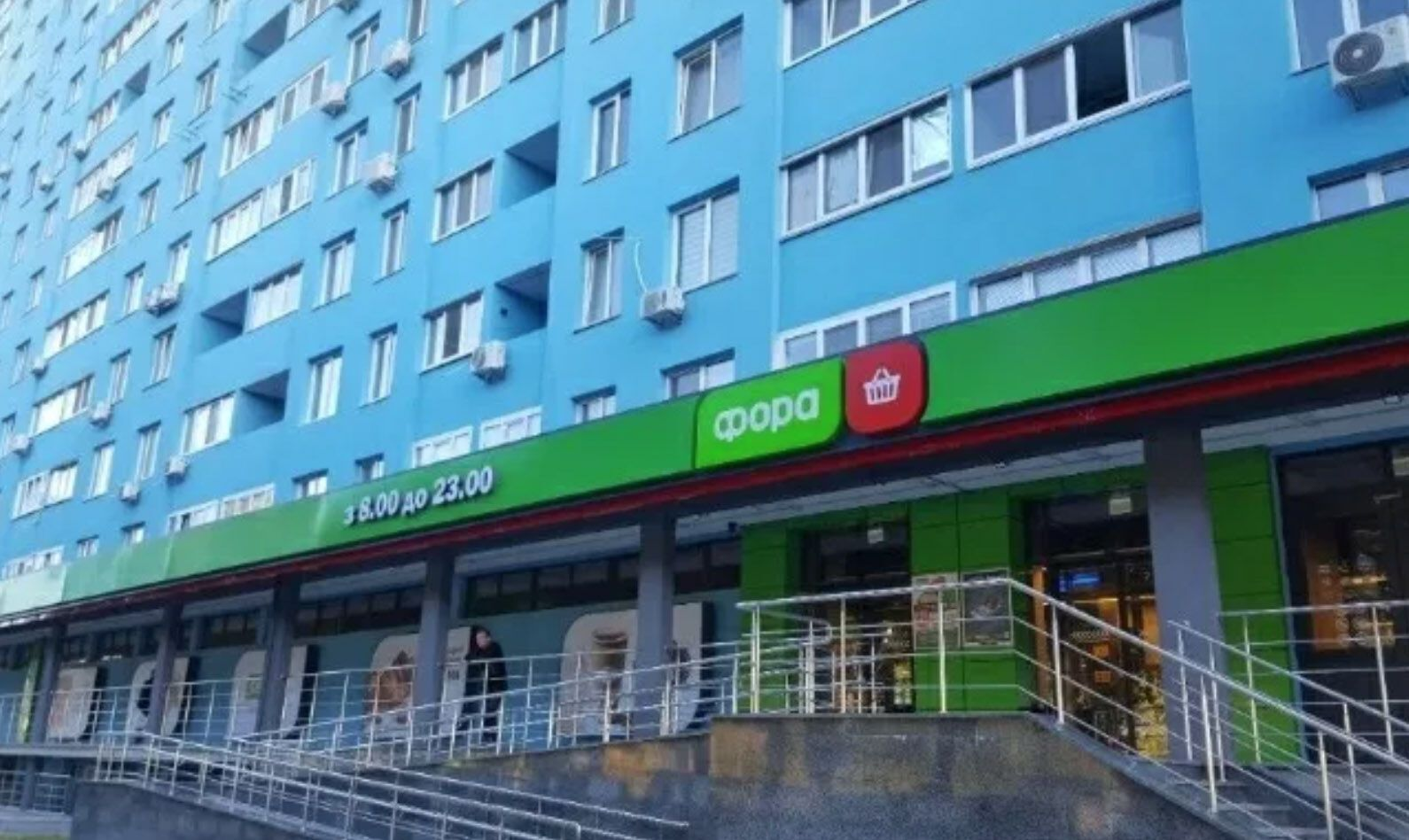 """Будинок, у якому розміщується квартира з """"радянським"""" дизайном"""