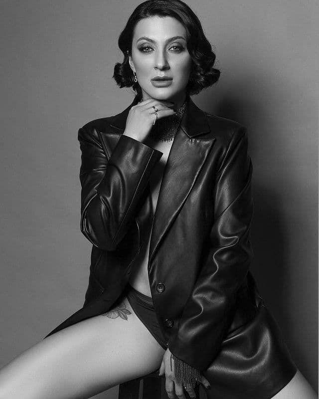 Сергій Бабкін опублікував відверте фото дружини з поясненням недавнього інтерв'ю