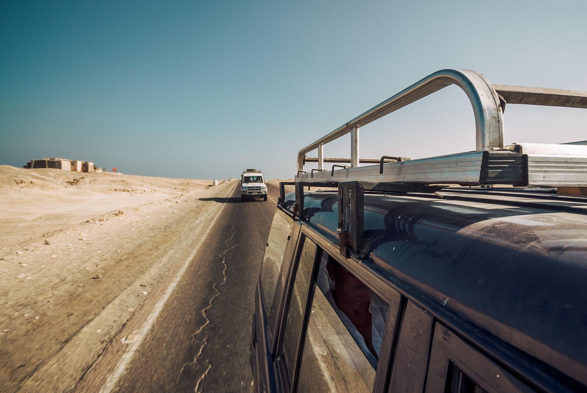 Єгиптяни хаотично поводяться на дорогах