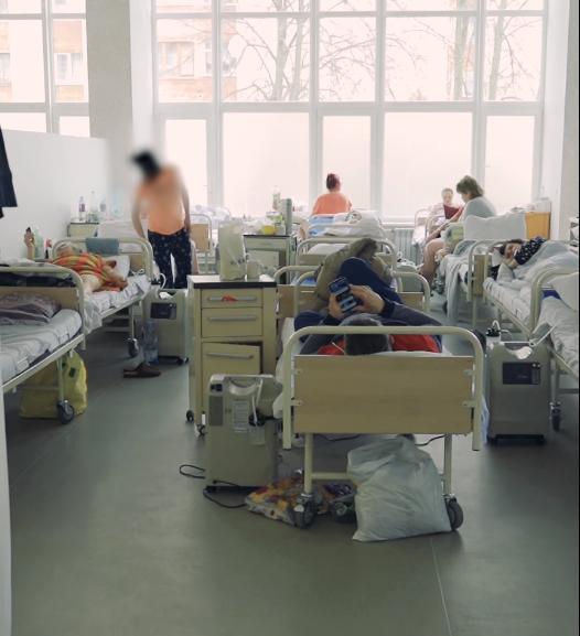 Ситуація у львівських лікарнях