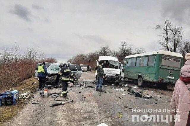 ДТП у Тернопільській області