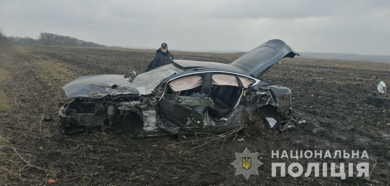 Автомобілі отримали серйозні пошкодження.