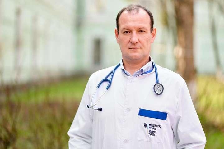 Сергій Дубров.