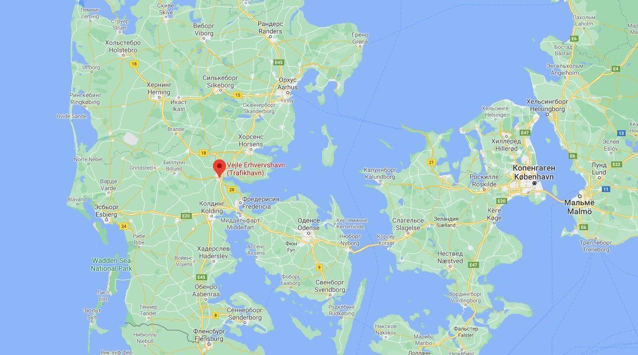Трагедія сталася в Данії.