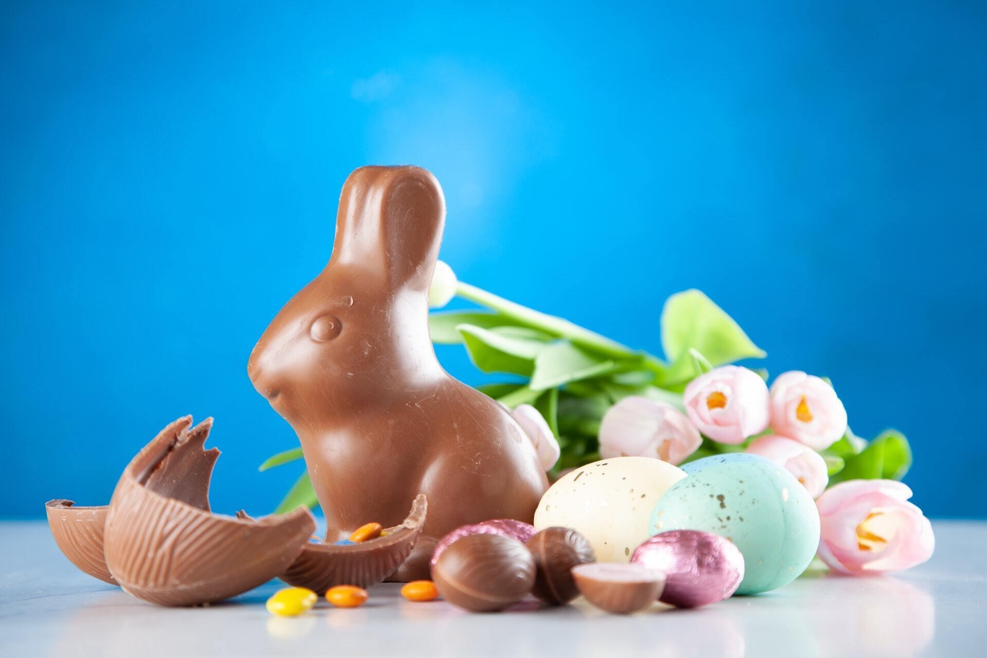 Крашанки и пасхальный кролик – главные символы католической Пасхи