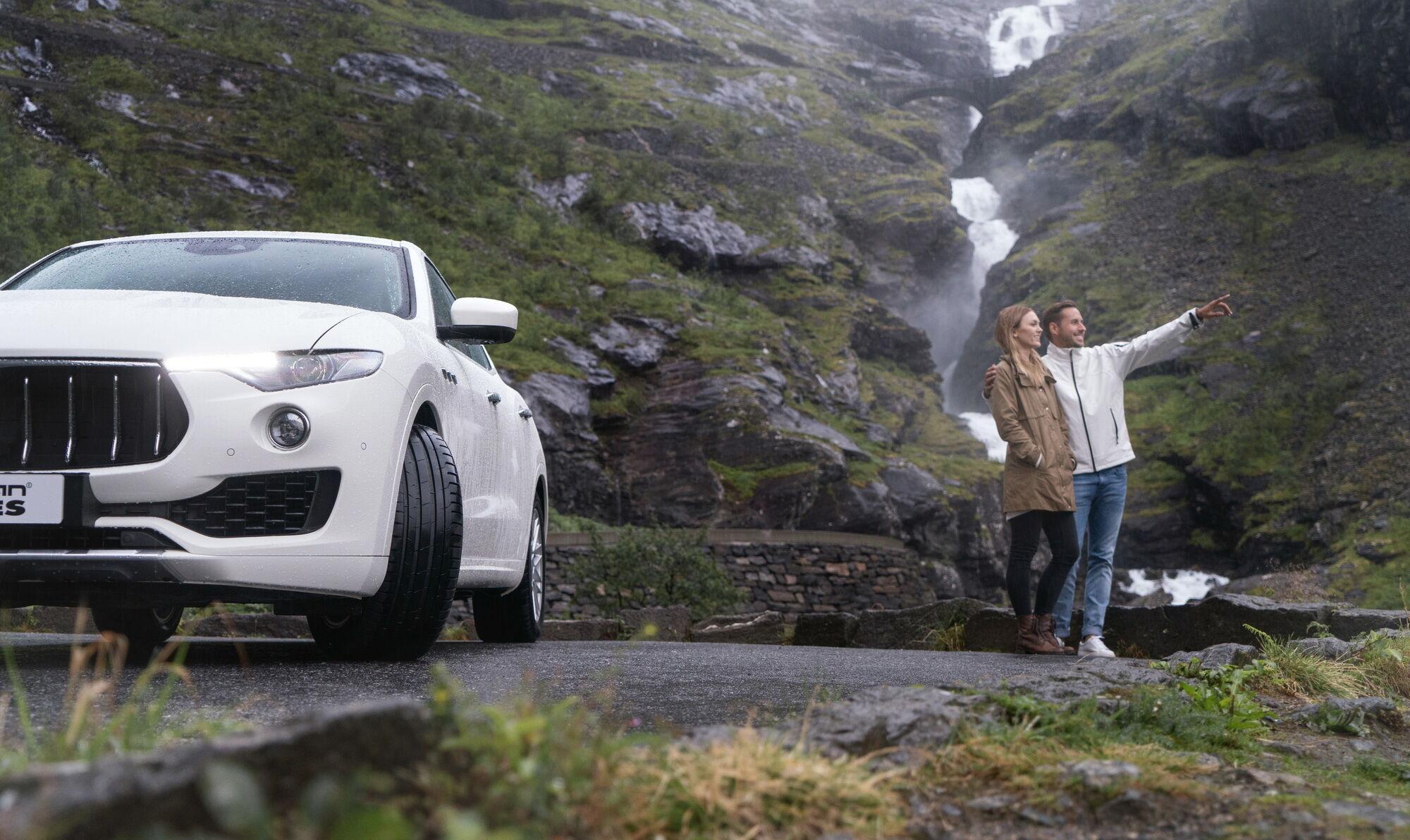 Кількість кросоверів та позашляховиків зростає з кожним роком, тому компанія Nokian Tyres надає особливу увагу продукції для цієї категорії автомобілів