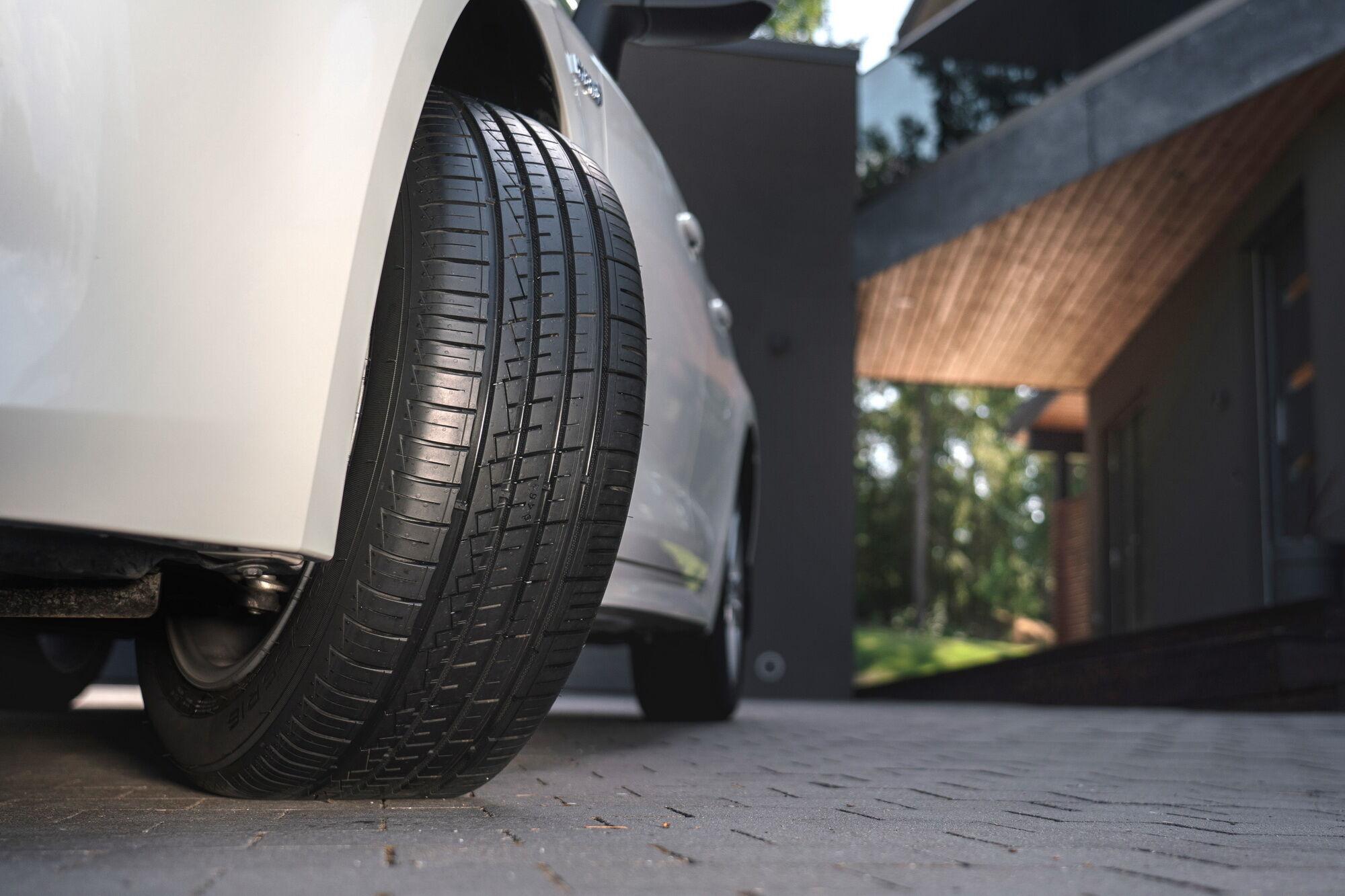 Шины Nokian Hakka Green 3 – оптимальный выбор для компактного городского автомобиля
