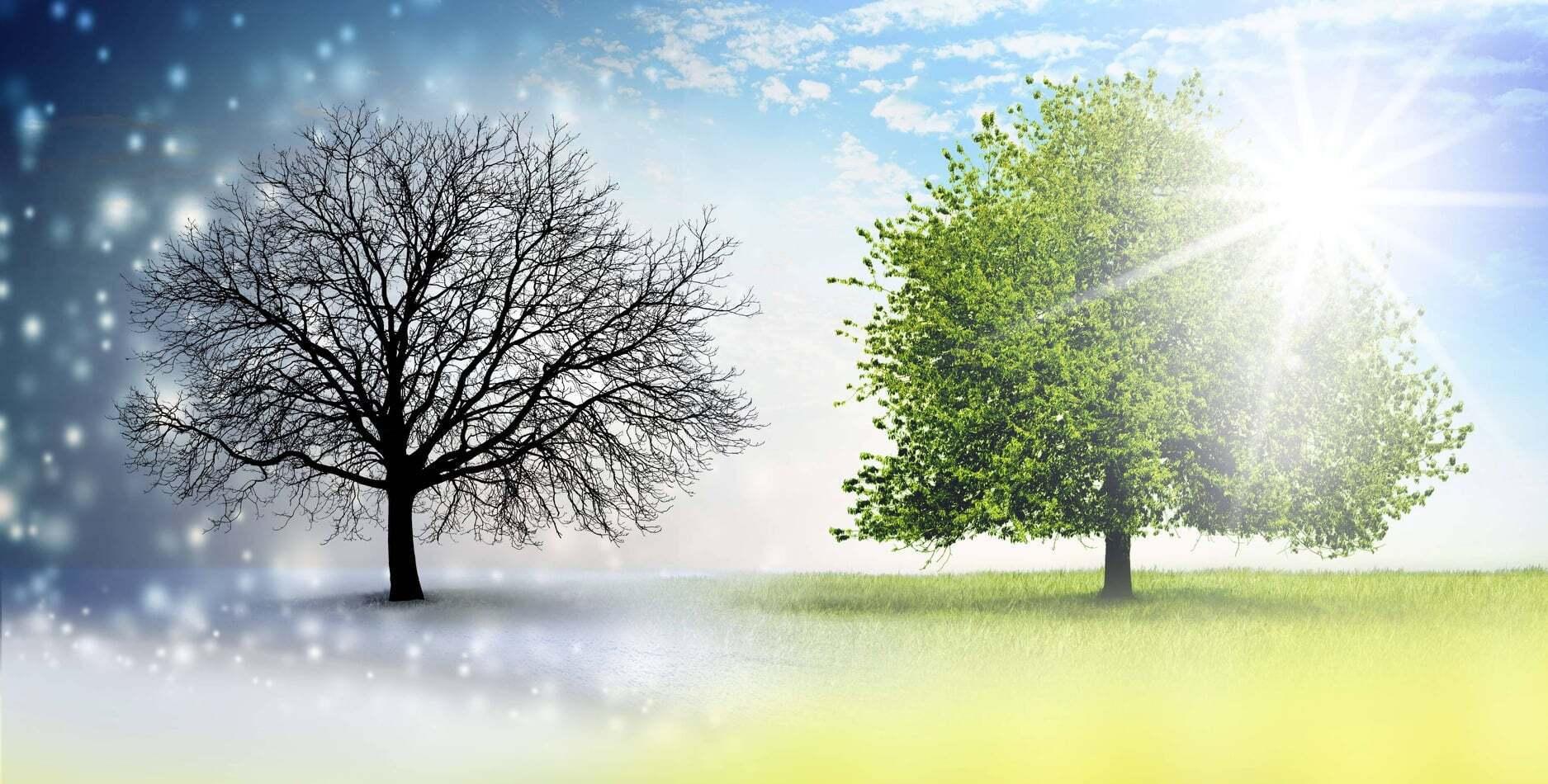 Весеннее равноденствие считается началом нового года у многих народов
