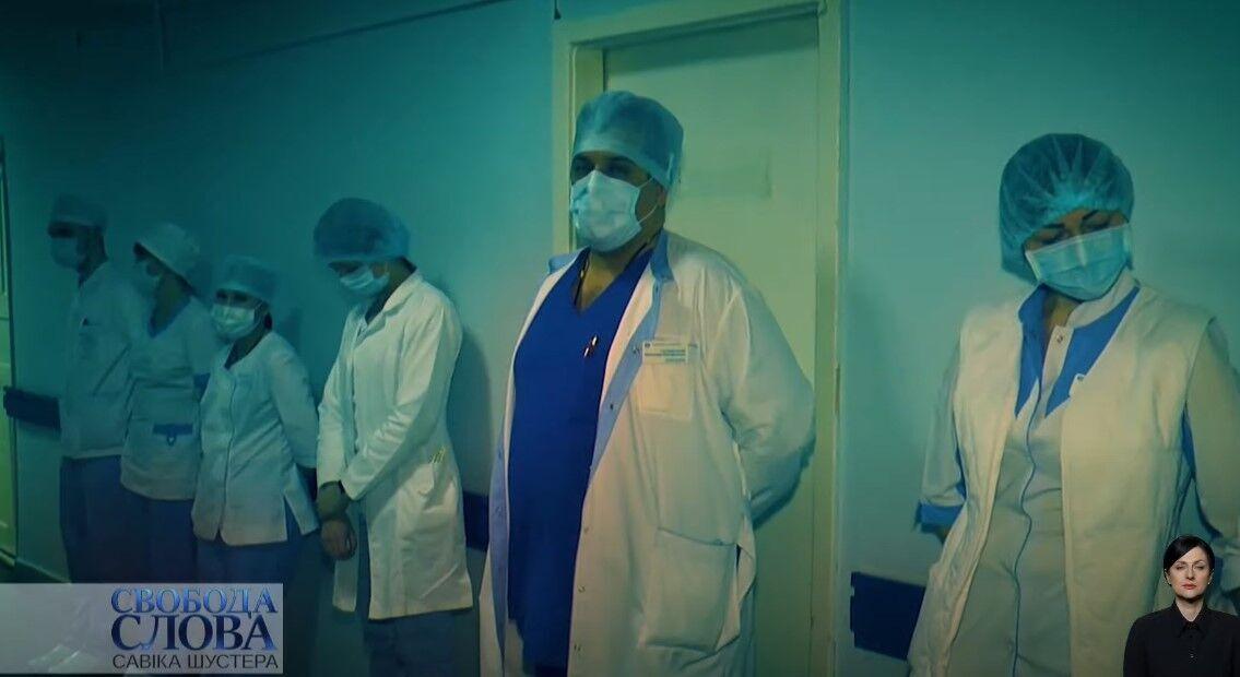Медики попрощались с человеком, чьи органы разрешили использовать.
