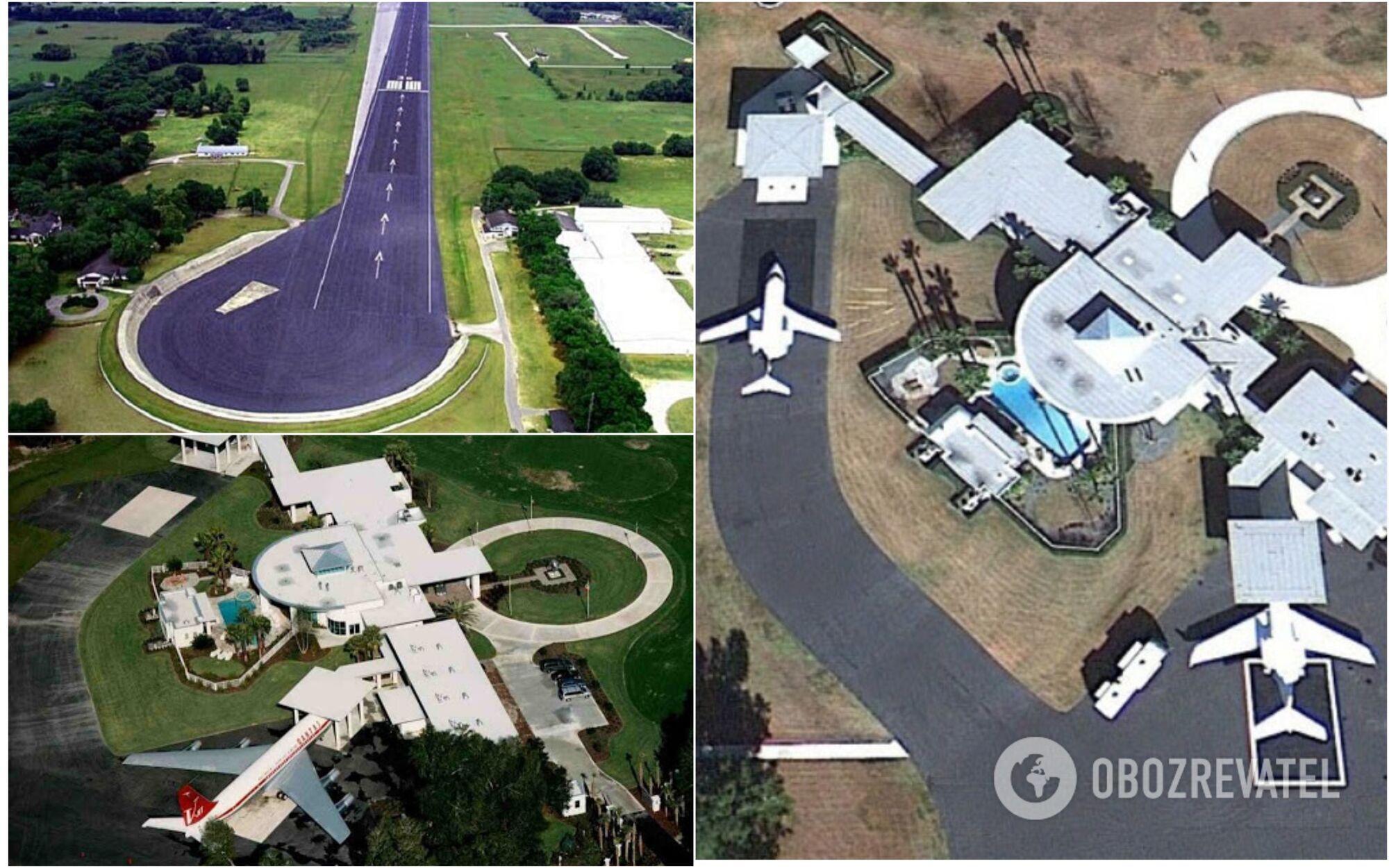 Джон Траволта обожнює літаки й усе, що з ними пов'язано