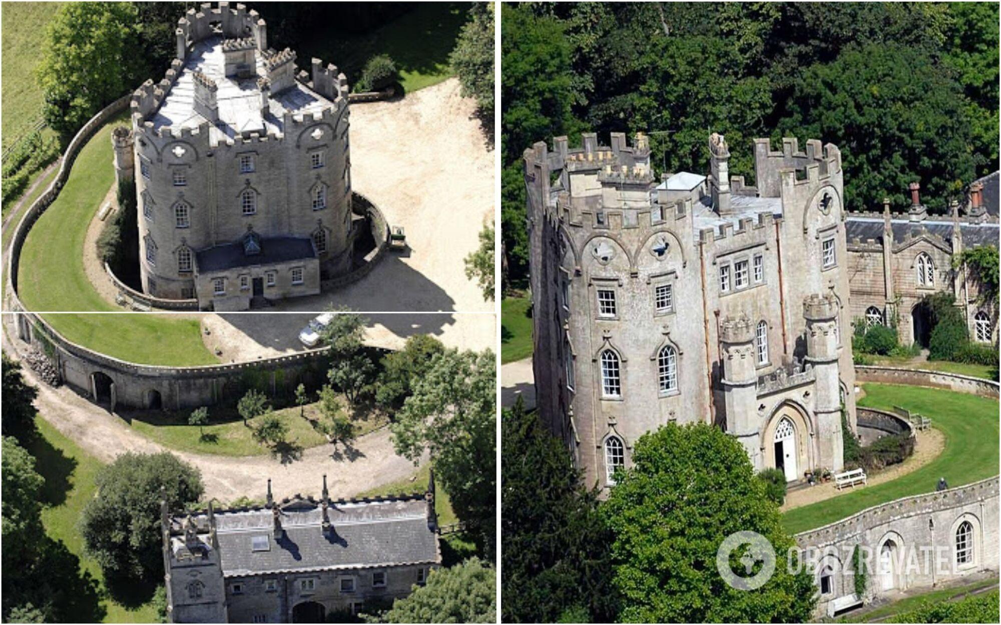 Ніколас Кейдж володіє старовинним замком Мідфорд