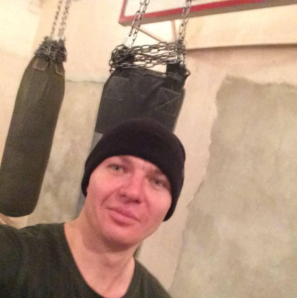 Сергій Моісеєнко.