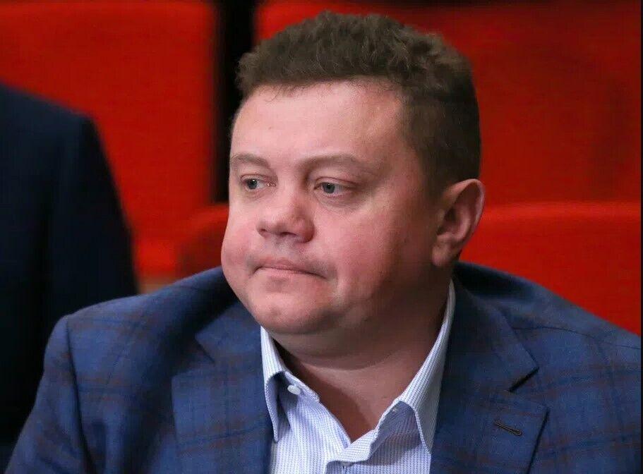Євген Кабанов.