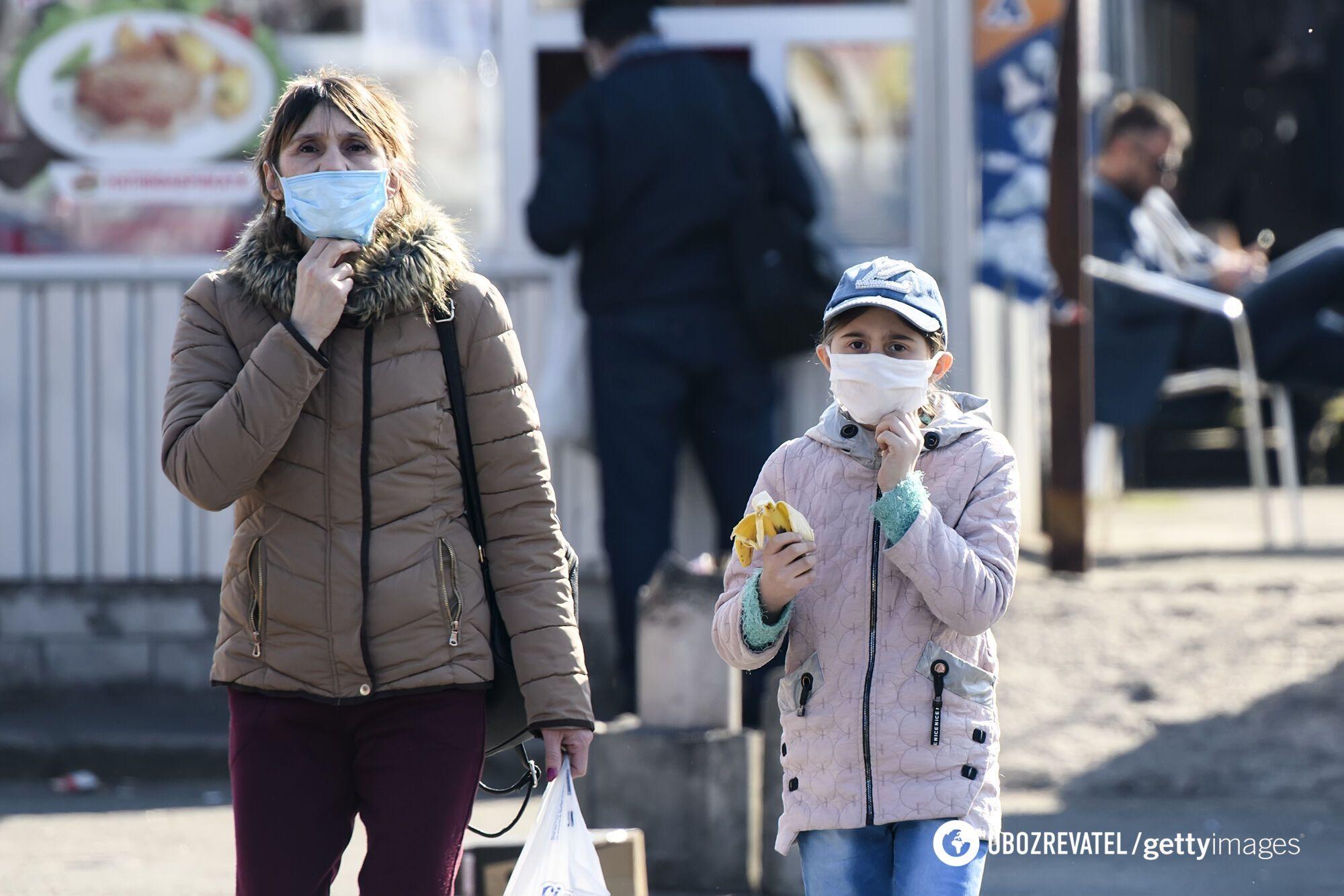 С 21 марта в Киевской области действуют новые карантинные ограничения