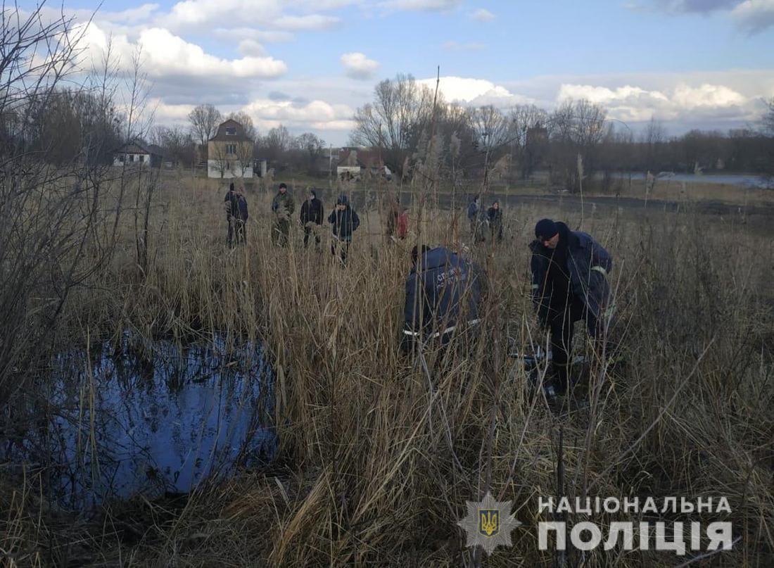 Поліція знайшла тіло у водоймі